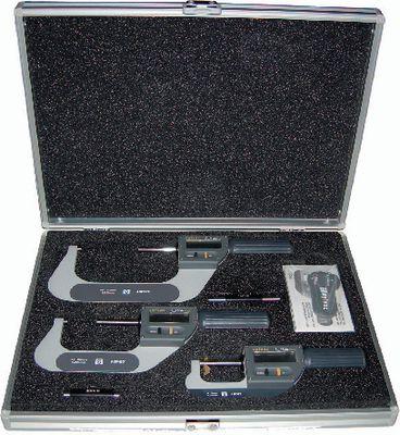 Set digitalnih mikrometara SYLVAC S_Mike PRO Proximi,0...102 / 0.001 / O 6.5 / IP67
