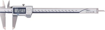 Caliper digital MITUTOYO depth gauge rectangular,200A / 0.01 / IP67
