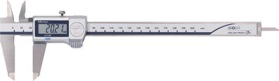 Caliper digital MITUTOYO depth gauge rectangular, data output,200C / 0.01 / IP67
