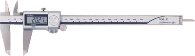 Caliper digital MITUTOYO carbide external measurement surfaces,150H / 0.01