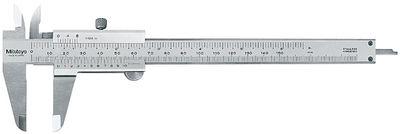 Caliper gauge MITUTOYO vernier 0.02 mm / 1/1000 inch,150 / 0.02