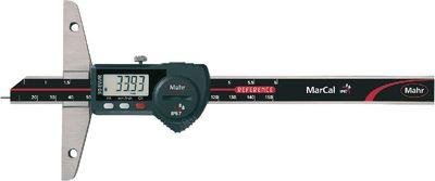 Dubinomjer digitalni MarCal 30 EWR Measuring tip O 1.5 x 5 mm,150TB / 0.01 / IP67