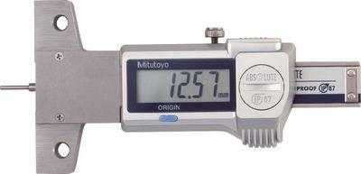 Dubinomjer digitalni  MITUTOYO (izlaz podataka) meas. surface O 1.5 x 10 mm,25 / 0.01
