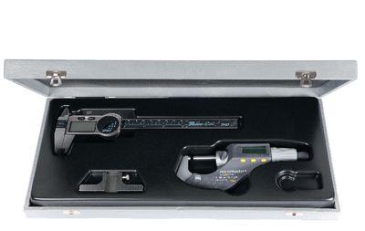 Measuring tool set TESA 3 pieces, in plastic case,CONTROL-SET DIGITAL 13