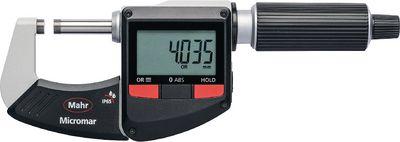 Mikrometar digitalni vanjski MICROMAR 40EWR,0...25 / 0.001 / IP65