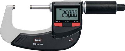 Mikrometar digitalni vanjski MICROMAR 40EWRi data output int,25...50 / 0.001 / IP65