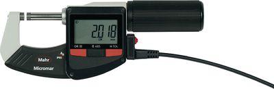 Mikrometar digitalni vanjski MICROMAR 40 EWRi-L quick spindle set,75...100 / 0.001 / IP65