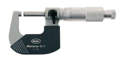 Mikrometar analogni Micromar 40 A,0...25 / 0.01