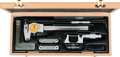 Measuring tool set TESA CONTROL-SET,CS2