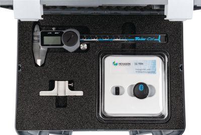 Measuring tool set TESA CONTROL-SET,CS1