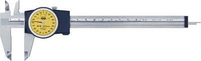Caliper CCMA-P depth gauge rectangular,150 / 0.02