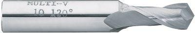 SC cutting drill 120 degree MAGAFOR 8092, Type Multi-V, K15, c,O1.5 x 3, Hard'X