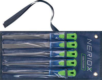 Turpije 200mm/2 DIN7261 (A,C,D,E,F) s drškom u PVC torbi (5kom) NERIOX