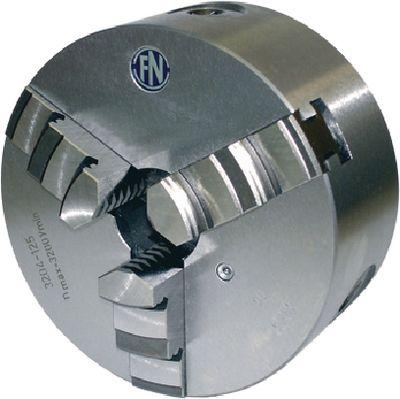 Stezna glava, 3 pakne, čelik, FN, DIN 55029 Camlock, 125  3