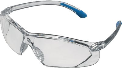 Naočale zaštitne polikarbonatne bezbojne/plave FUTURO