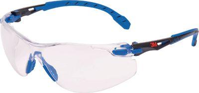 Zaštitne naočale 3M Solus 1000,plave/crne, prozirne leće