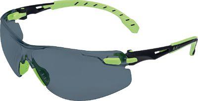Zaštitne naočale 3M Solus 1000, zelene/crne, tamne leće