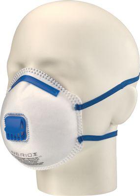 Maska zaštitna za dišne putove FFP2 s ventilom NERIOX
