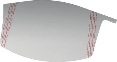 Visor protection film 3M for Jupiter fan unit,M928, 10 units per pack