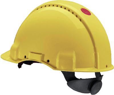 Zaštitna kaciga 3M PELTOR G3000,žuta