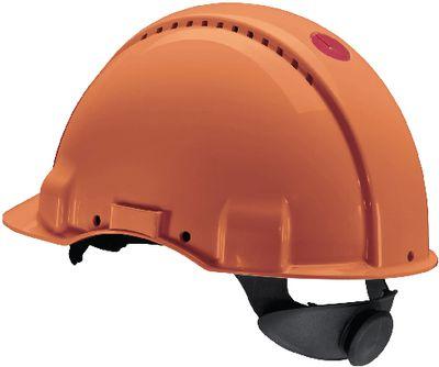 Zaštitna kaciga 3M PELTOR G3000,narančasta