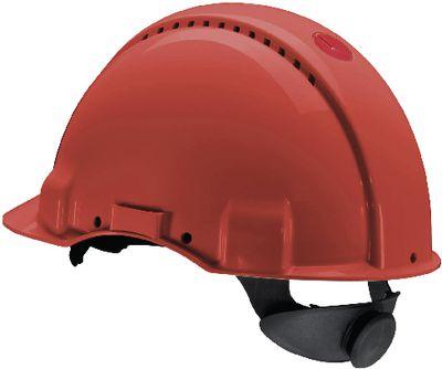 Zaštitna kaciga 3M PELTOR G3000,crvena