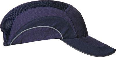 Industrial bump cap HardCap A1+,blue
