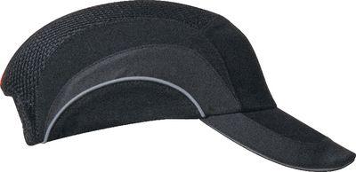 Industrial bump cap HardCap A1+,black