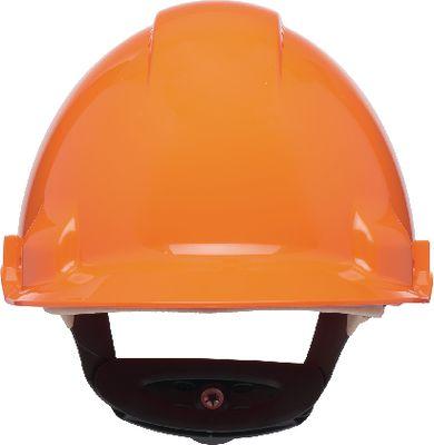 Zaštitna kaciga G3000D ABS, ventirlirana,narančasta