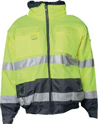 High-visibility jacket Comfort PLANAM yellow,L