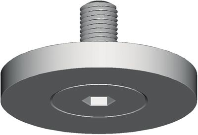Podloška s upuštenim vijkom DIN 9825 / ISO 9182-4
