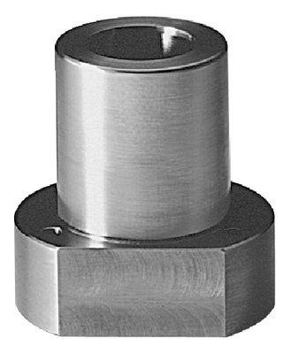 Čahura s prirubnicom, DIN 9831 / ISO 9448-4
